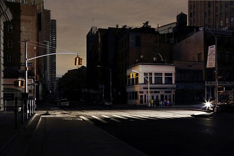 NYB West Broadway: 70×105 cm ed 16 / 84x126cm ed 14